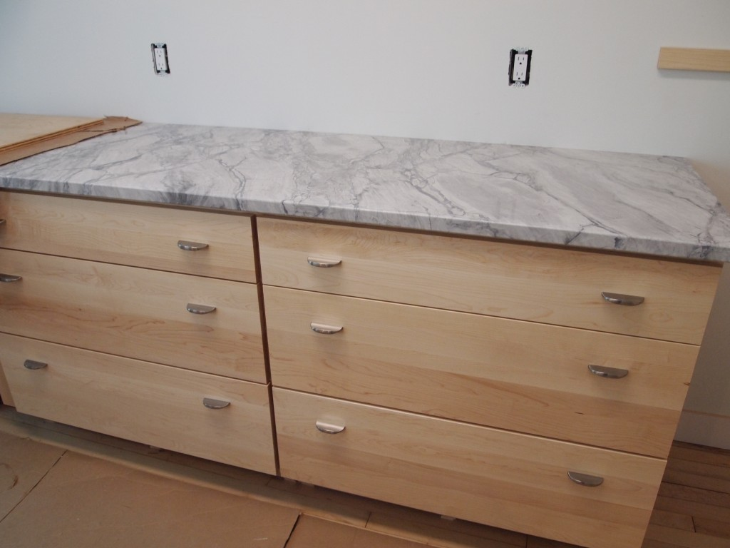 Temporary Countertop Options : Countertops The Temporary House